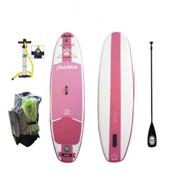 kids fatstick inflatable paddleboard