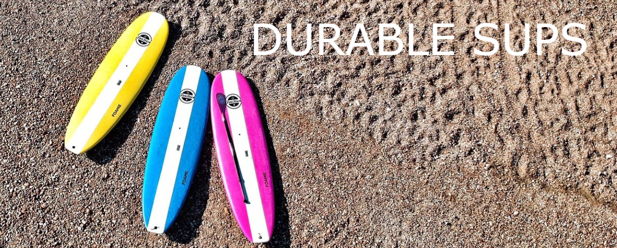Extra Durable Paddle Boards
