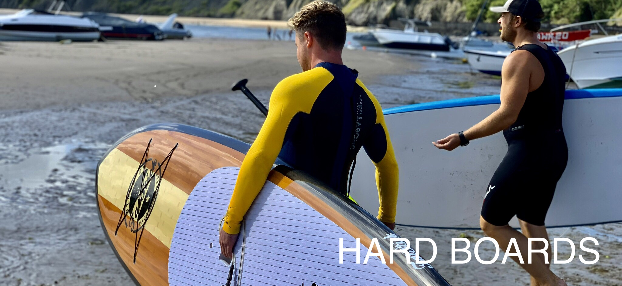 Hard Composite Paddle Boards